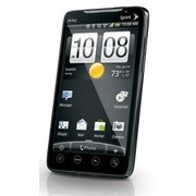 HTC EVO 4G Mobile Phone - Black