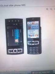 Nokia N95 8gb for Quick Sale
