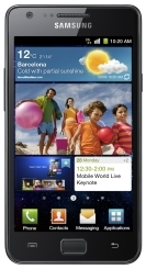 Samsung Galaxy S II Free with Unlimited Text and Auto Cashback