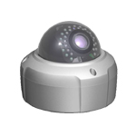 HD Vari focus IR Dome SDI Camera FS-SDI338-T