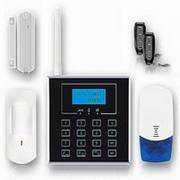 GSM Wireless Touch keypad Alarm FS-AM221 LCD Display