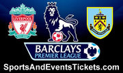 Liverpool Vs Burnley Tickets