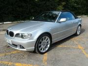 2004 BMW 2004 SILVER BMW 318 CONVERTIBLE ONLY 68000 MILES .