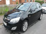 2011 Vauxhall 2.0 ASTRA 20 CDTI 160 SE AUTO 2011