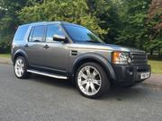 LAND ROVER DISCOVERY 2008 LAND ROVER DISCOVERY