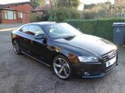 Audi A5 65000 miles REDUCED PRICE  Audi A5 3.0 TDI Quattro S-Line Blac