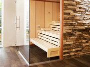 Hoe werkt een sauna thuis?