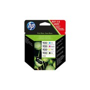 Buy HP 920XL Combo 4 pack ink cartridges From Storeforlife