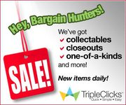 Love garage sales? We're building the world's largest ONLINE sales!!!