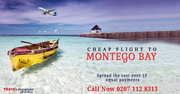 Cheap direct flights from Manchester to Montego Bay
