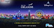 Fly to Orlando from London UK