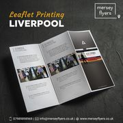 High Quality Leaflet Printing in Liverpool