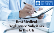Find Medical Negligence Solicitors for your Medical Negligence Claims