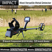 Impact Pro Buy Most Versatile Metal Detector at best Price