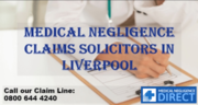 Best Medical Negligence solicitors Liverpool | Medical Negligence