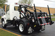 2007 Hino 268 Garbage Truck For Sale